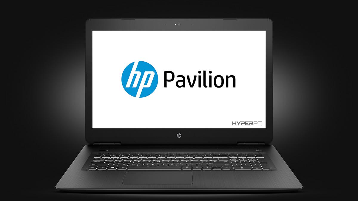 Ноутбук HP OMEN 17 GTX 1050