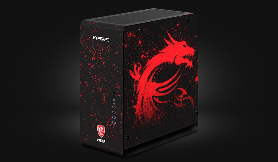 HYPERPC LUMEN PLUS MSI GAMING