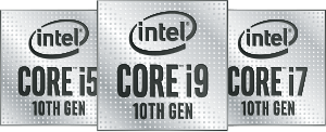 intel core 10th family