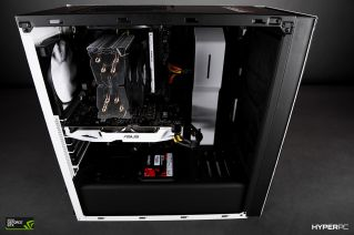 nzxt s340 red square photo 11