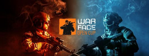 Warface Open Cup 2016